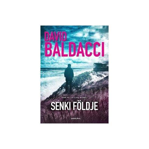 David Baldacci-Senki földje (új példány)