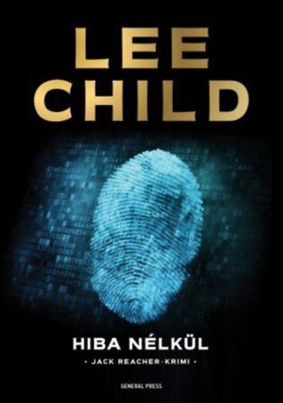 Lee Child - Hiba nélkül (új példány)