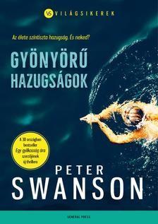 Peter Swanson - Gyönyörű hazugságok (új példány)