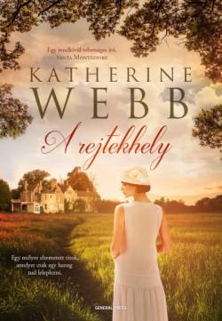 Katherine Webb-A rejtekhely (új példány)