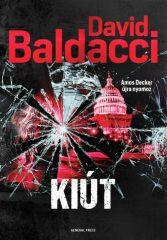 David Baldacci - Kiút (új példány)