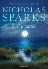 Nicholas Sparks-Éjjel a parton (új példány)