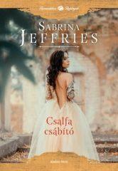 Sabrina Jeffries - Csalfa csábító (új példány)