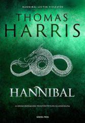 Thomas Harris - Hannibal (új példány)