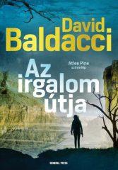 David Baldacci - Az irgalom útja - Atlee Pine 1. (új példány)