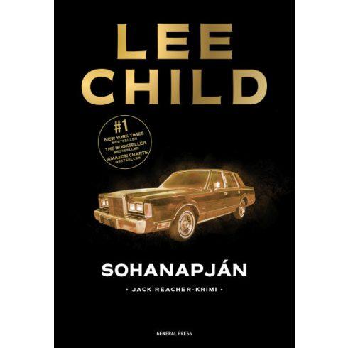 Lee Child-Sohanapján (új példány)