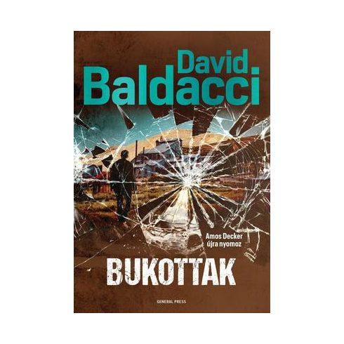 David Baldacci - Bukottak (új példány)