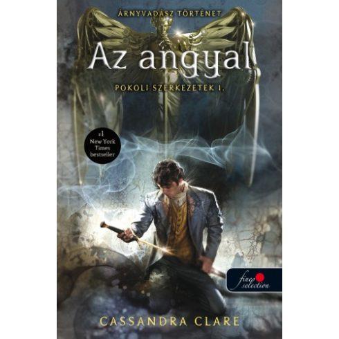Cassandra Clare-Az angyal (új példány)