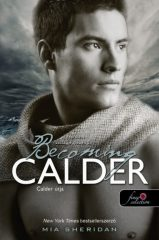 Mia Sheridan - Becoming Calder-Calder útja (új példány)