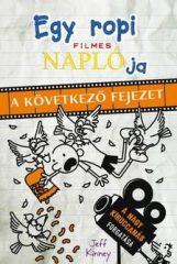 Jeff Kinney-Egy ropi filmes naplója - A következő fejezet (új példány)