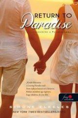 Simone Elkeles-Return To Paradise - Visszatérés a Paradicsomba (új példány)