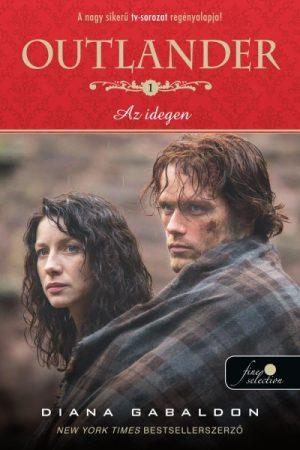 Diana Gabaldon-Outlander 1. (új példány)