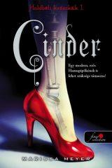 Marissa Meyer - Cinder / Holdbéli krónikák 1. (új példány)