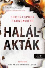 Christopher Fransworth-Halálakták (új példány)