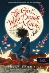Kelly Barnhill - The Girl Who Drank the Moon - A lány, aki holdfényt ivott (új példány)
