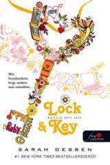 Sarah Dessen-Kulcsra zárt szív - Lock & Key (új példány)
