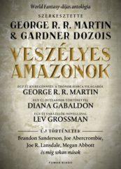 Veszélyes amazonok (antológia) (új példány)