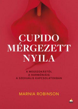Marnia Robinson - Cupido mérgezett nyila (új példány)