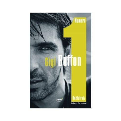 Gigi Buffon-Numero 1 - Önéletrajz (új példány)