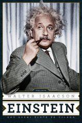 Walter Isaacson - Einstein - Egy zseni élete és világa (új példány)