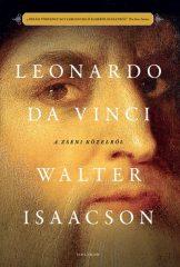 Walter Isaacson - Leonardo da Vinci - A zseni közelről (új példány)