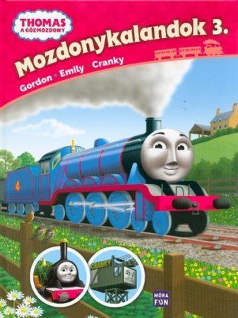 Thomas: Mozdonykalandok 3. /Emily, Gordon és Cranky
