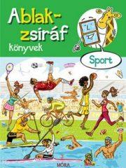 Ablak-zsiráf könyvek - Sport (új példány)