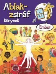 Ablak-zsiráf könyvek - Ember (új példány)