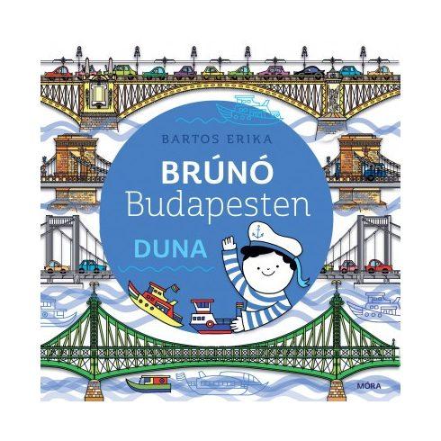 Bartos Erika - Duna - Brúnó Budapesten 5. (új példány)