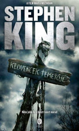Stephen King - Kedvencek temetője (új példány)