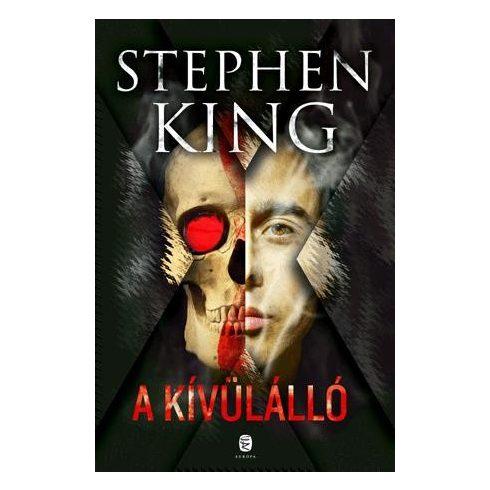 Stephen King - A kívülálló (új példány)