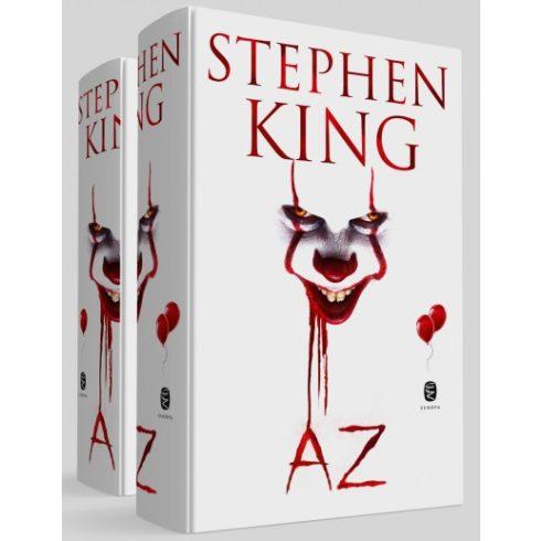 Stephen King - AZ 1-2. (új példány)
