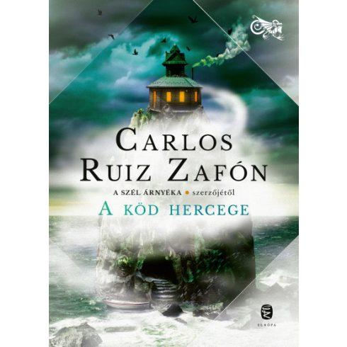 Carlos Ruiz Zafón - A Köd Hercege (új példány)