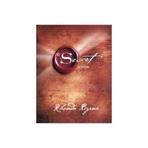 Rhonda Byrne-The Secret:A titok (új példány)