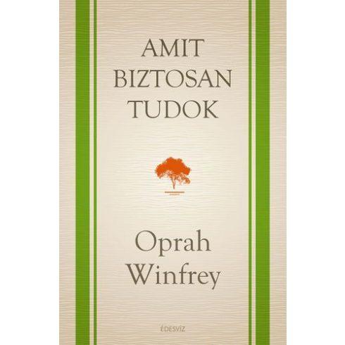 Oprah Winfrey-Amit biztosan tudok (új példány)