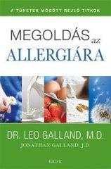 Megoldás az allergiára (Új példány, megvásárolható, de nem kölcsönözhető!)