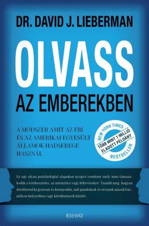 David J. Lieberman - Olvass az emberekben (új példány)