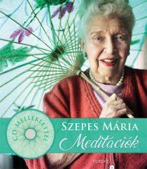Szepes Mária - Meditációk - CD melléklettel (új példány)