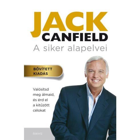 Jack Canfield - A siker alapelvei (új példány)