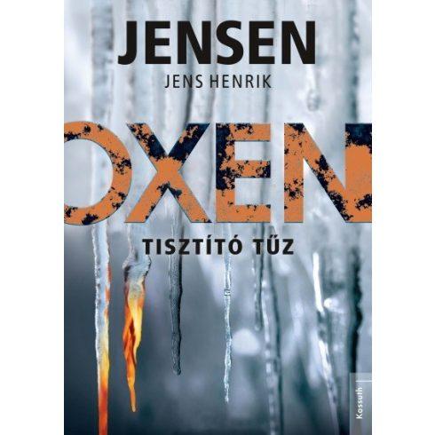 Jens Henrik Jensen - Oxen - Tisztító tűz (új példány)