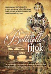 Marina Fiorato-A Botticelli-titok (Új példány, megvásárolható, de nem kölcsönözhető!)