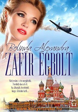 Belinda Alexandra-Zafír égbolt (új példány)