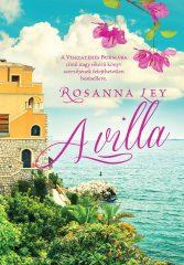 Rosanna Ley - A villa (Új példány, megvásárolható, de nem kölcsönözhető!)