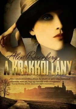 Alex Rosenberg-A krakkói lány (új példány)