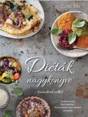 Diéták nagykönyve - lemondások nélkül (Új példány, megvásárolható, de nem kölcsönözhető!)