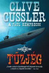 Clive Cussler - Tűzjég (Új példány, megvásárolható, de nem kölcsönözhető!)