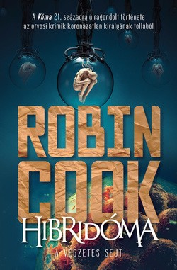 Robin Cook - Hibridóma (új példány)