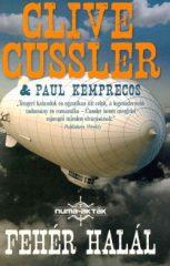 Clive Cussler-Fehér halál (új példány)