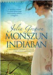 Julia Gregson-Monszun Indiában (új példány)