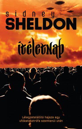Sidney Sheldon-Ítéletnap (új példány)